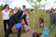 Символическое сотрудничество в Резекне – латвийские деревья, эстонская музыка, русская кухня
