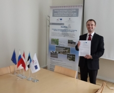 NARVA-IVANGOROD: Grant Contract of the last Large Scale Project of the Programme signed