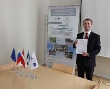 НАРВА-ИВАНГОРОД: Грант-контракт последнего из Крупномасштабных проектов Программы подписан