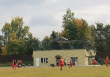 CCF Project: Football match at a new football ground on the ECDay