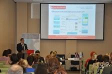 Российское законодательство по закупкам представлено бенефициарам и партнерам проектов