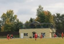 CCF Project: Футбольный матч на новом футбольном покрытии в День Европейского сотрудничества