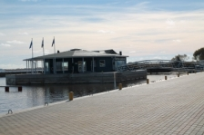 COMMON PEIPSI: павильон гавани Ряпина на Чудском озере официально открыт