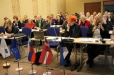 Три идентичных семинара для аудиторов, финансовых экспертов и бухгалтеров Проекта