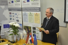INFROM: Training Seminar in Riga, Latvia