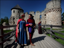 """""""Via Hanseatica"""" trainings in Latvia, Estonia and Russia completed successfully: new tourism products are born"""