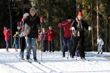 SVS ACTIVETOUR: Первая охлаждаемая лыжная трасса в Восточной Европе открылась в Сигулде, Латвия