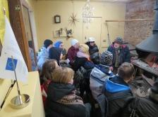 AAC: Novada jaunieši viesojas Seno rotu kalvē Cēsīs, Latvia