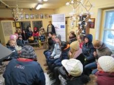 AAC: Семинар по древним драгоценностям в Цесисе, Латвия