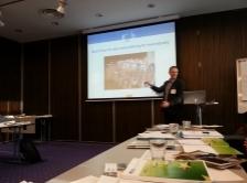 Менеджеры по коммуникации Программ Европейского инструмента соседства и партнерства встретились в Таллинне, Эстония.