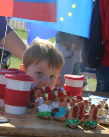 Cross border cooperation provides new opportunities for children in near border areas