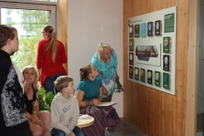 PEOPLE WITH NATURE: New exposition opened in Tartu Nature House