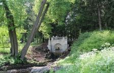 LANDSCAPE PEARLS: Отреставрирован Исторический Гранд Каскад в Павловском парке, Павловск (Россия)