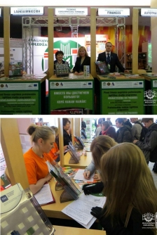 T&L: Rezekne, Daugavpils, Riga, Pskov, Vilani and Vitebsk meet the project exhibition marathon.