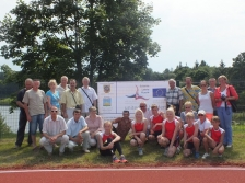 CBA: Cross border cooperation enlivening sport in border areas of Latvia and Russia
