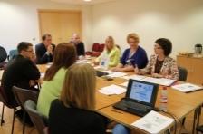 Eesti ja Läti projektipartnerite audiitorid osalesid sekretariaadi poolt korraldatud konsultatsioonidel