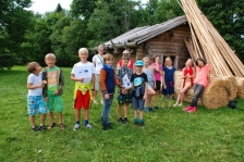 AAC: Seminar on experimental archaeology in Rõuge, Estonia