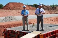 COMMON PEIPSI: Состоялась закладка краеугольного камня ремонтного дока в Калласте