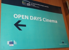 The European Cooperation Day 2014 contest videos showcased at the Open Days Cinema in Brussels