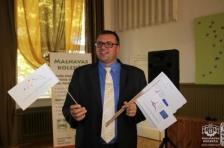 ECDay: Информационная сессия о проектах, финансируемых ЕС, и викторина «101 вопрос о ЕС и ECDay» в Малнава колледже