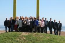 LSP-3: Заключительный тур по всем восстановленным и построенным объектам инфраструктуры в Эстонии и России подвел итоги завершения проекта