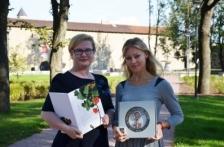 ESTRUSFORTTOUR-2: Нарвский Замковый парк получил награду от Президента Томаса Хендрика Ильвеса