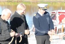 """LSP-3: """"Common Peipsi"""" открывает современную лодочную гавань в Тарту – новые ворота в Ганзейский город."""