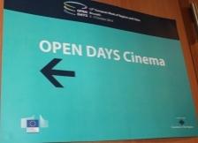 Видеоролики, поданные на конкурс видео-работ Дня Европейского сотрудничества 2014, демонстрировались на Кинопоказе Открытых дней в Брюсселе