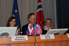 The Programme took part in the 10th Anniversary International Cross-border Cooperation Conference in St.Petersburg