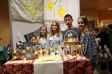 HERITAGE BUSINESS: Юные предприниматели из Эстонии, Латвии и России представили свою продукцию и участвовали в соревновании в Вярска, Эстония
