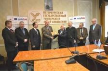 LOGONTRAIN: Заключительная конференция проекта в Санкт-Петербурге, Россия