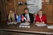 FOSTER SME: The Final seminar on new business opportunities in Estonia, Latvia and Russia