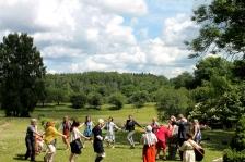 GREEN HERITAGE -  Восстановление приусадебных парков завершена