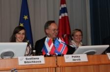 Programma piedalās starptautiskajā sadarbības konferencē Sanktpēterburgā
