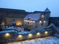Новые объекты открыты в Ивангородской крепости