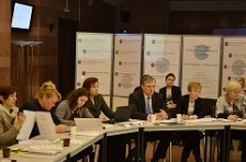 Briefings for Large Scale Projects on Final Reporting held in Riga, Tartu and St. Petersburg