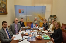 European Union officials explore results of Estonia-Latvia-Russia Programme in St. Petersburg