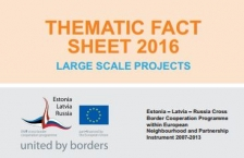 Achievements of Large Scale projects