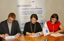 Increasing the capacity of border control point infrastructure in the Latvian-Russian border