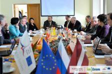 INFROM: Seminārs aprobācijas grupas dalībniekiem Latvijas teritorijā
